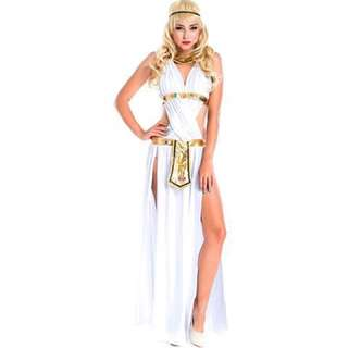 halloween Egyptian Gown/cosplay Costume
