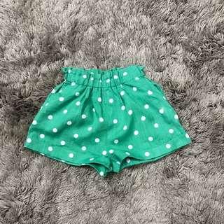 Petite Cupcakes Shorts