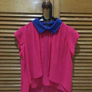 Blus Pink Korea