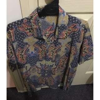 XL (Fits like Large) Bali Shirt