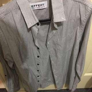 Striped Shirt (Size M)