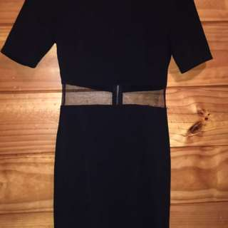Mirrou Black Dress #win$100