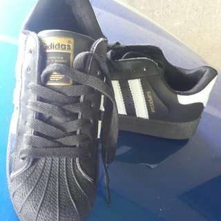 adidas Superstar size 5.5 US 37 EUR replica