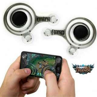Fling Mini Joystick For Mobile Legends