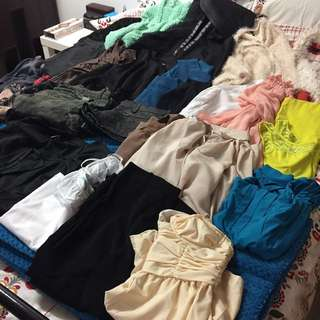 Clothes Selling