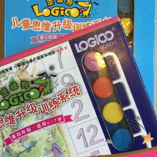 Logico Set 3rd & 4th stage 5-6/6-7