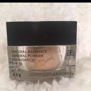 Arbonne Mineral Powder Makeup Foundation SPF 15