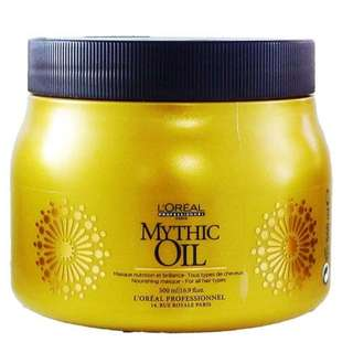 || READY STOCK || Loreal Mythic Oil Masque