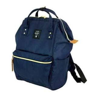 JAPAN ANELLO TRAVEL BACKPACK CANVAS