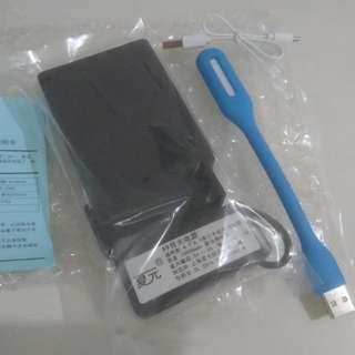 Universal Portable Handfree Powerbank 10000w - Fast Charging