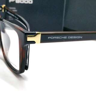 673c9c0f97a Authentic Porsche Design Spectacle + Original Box Cloth Card P8249 Made In  Japan Large Head Size