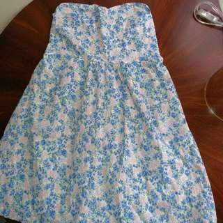 Babydoll Short Dress