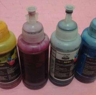 Ink now (printer ink)