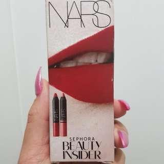 Nar X2 Mini Velvet Matte Lip Pencil