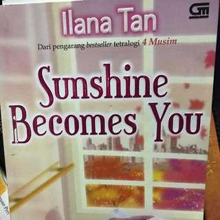Sunshines Becomes You Novel