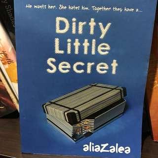 Novel:Dirty Little Secret