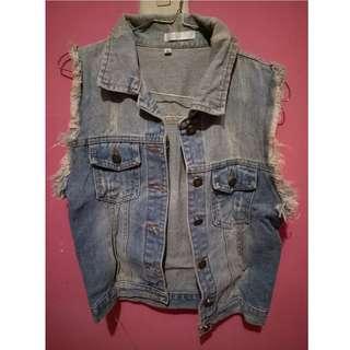 jacket jeans magnolia / jaket jeans