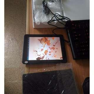 夢想家 平板電腦 DreamPad WIFI HDMI 白牌小平板 8吋 皮套