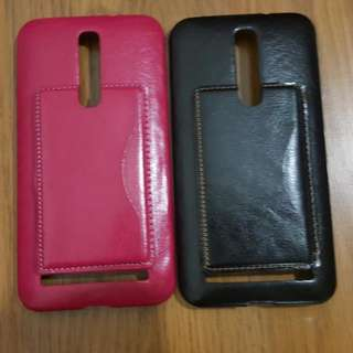 Asus Zenfone 2 (5.5) Back Cover Leather (Free delivery)