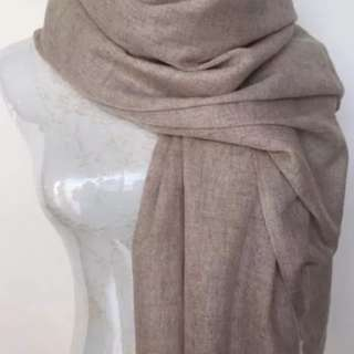 Large Cashmere Wrap Shaw all Scarf 10 Colours Hand Made In Nepal