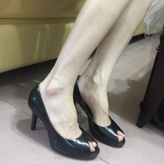 1991 露趾根鞋