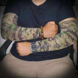 NEW Anti UV Arm Sleeve For Biker And Rider Camouflage