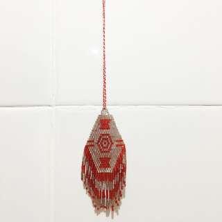 Kalung Macrame Handmade