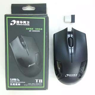 Wireless Optical Mouse ( Brand New )
