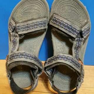 涼鞋,行山澗鞋,95% new