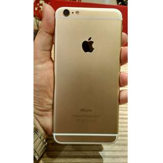 IPhone 6 Plus 128GB Gold - Mint Condition