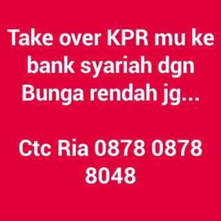 Take Over Dan KPR baru Yukss