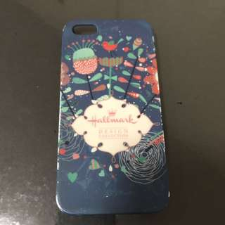 Hallmark Iphone 5 Case