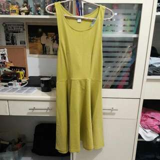 [COTTON ON] Yellow Dress