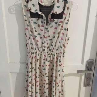 GAUDI : BUTTERFLY DRESS