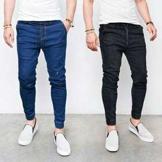 Men's Conventional Straight-leg Pants/Jeans