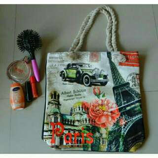PARIS THAILAND INSPIRED BAG