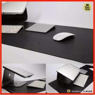 皮革滑鼠墊桌墊 大滑鼠墊 辦公作用皮革墊 競技大滑鼠墊 經典皮革滑鼠墊
