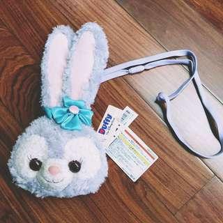 (不換物)全新日本帶回史黛拉兔票卡夾/零錢包!560含運