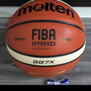 Molten GG7x Basketball Instock