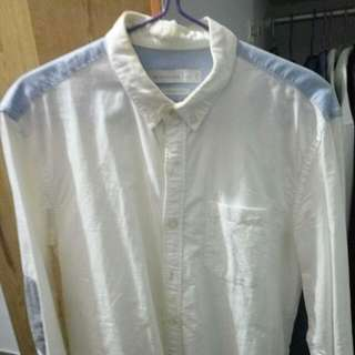 Muscle Fit Men Shirt.L Size from Giordano