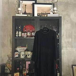 Zara women Black Chiffon Top