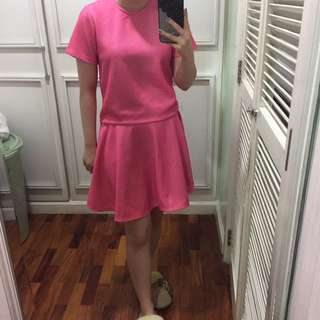 SM GTW Terno Too With Skirt Set
