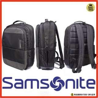「現貨 快速出貨🎉」新秀麗Samsonite 後揹包 24L SamsonteSquad 筆電後背包  出國必備電腦包 公事包