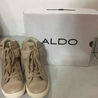 aldo wedges sneakers