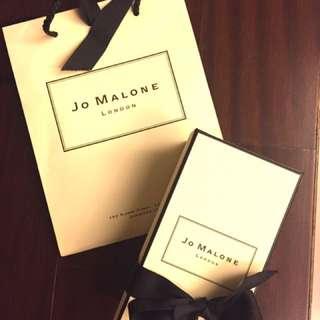 🚚 Jo Malone空盒100ml