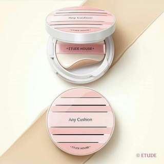 Etude House Any Cushion All Day Perfect SPF 50