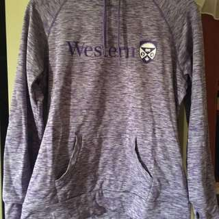 Western University Athletic Hoodie