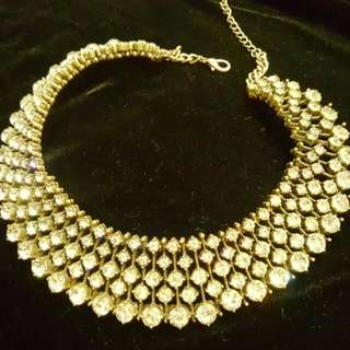 Sale! Elegant Sparkling Necklace (20% off listed price if purchased confirmed before 4th)