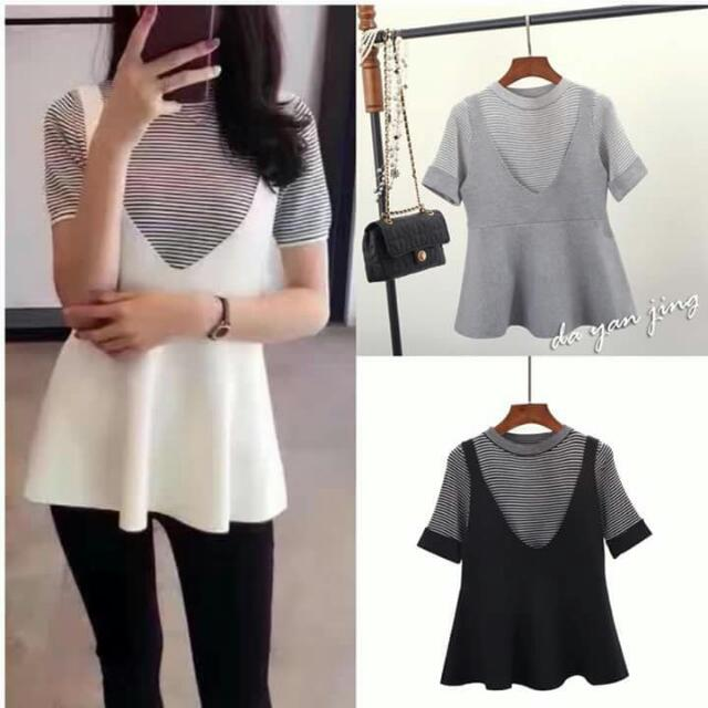 2in1 Blouse