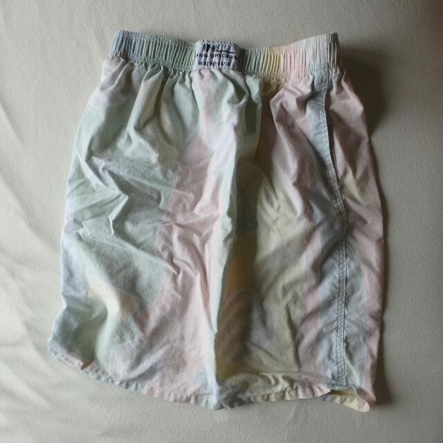 80s Pastel Skirt